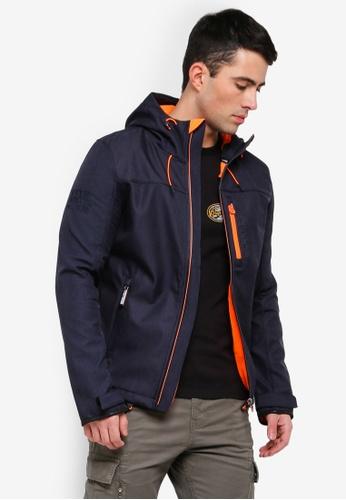 Buy Superdry Hooded Windtrekker Jacket Online on ZALORA Singapore d31df7468b1