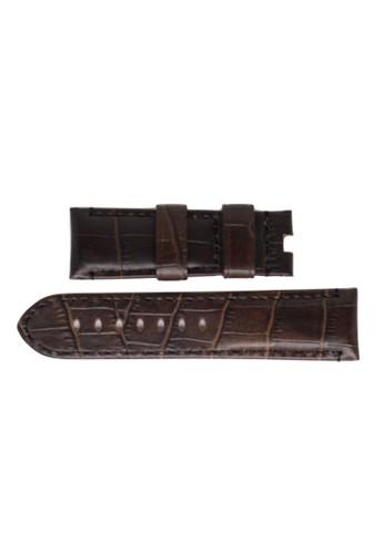 STRAPS brown Straps-Leacrc-2422 ST324AC46QUBID_1