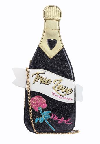 Dazz black Champagne Bottle Bag - Black 6B75CACBAC9FA5GS_1