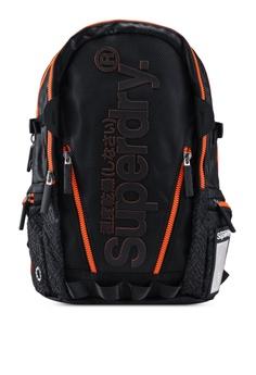 59357f89c7ee Superdry black Diamond Aop Tarp Backpack 03219AC9071781GS 1