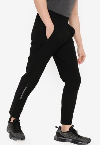 361° black Cross Training Sports Pants C8949AAF162B71GS_1
