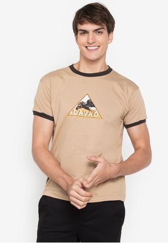 Artwork brown Davao 2020 T-Shirt 8295FAAF3F47ABGS_1
