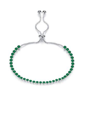 ADORA green Green Zircon Bracelet 95C07ACD1BB104GS_1