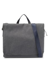 ZALORA grey Slim Portfolio Bag D8BF1ACE840D63GS_1