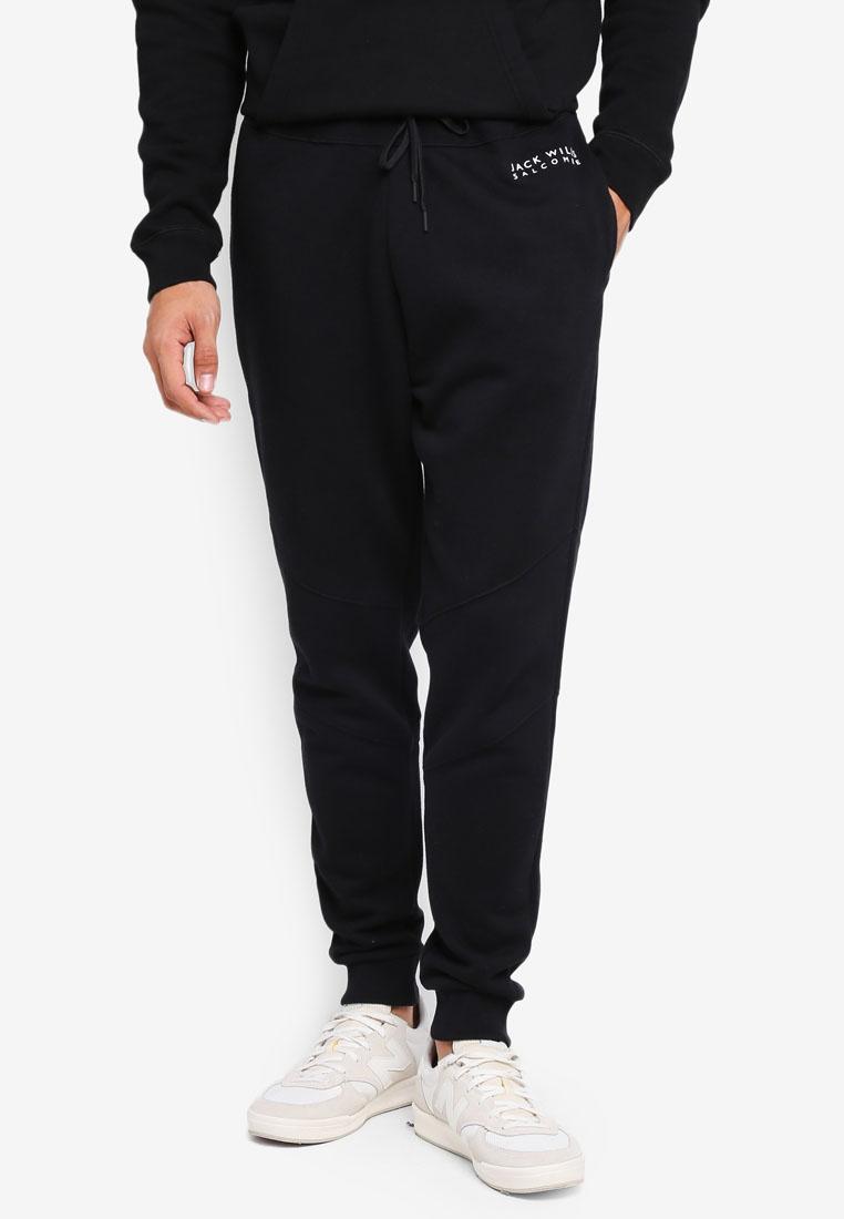 Oakleigh Pants Black Wills Jack Sweat xXPqZ4