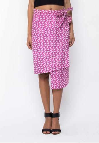 Batik Etniq Craft Rok Tali Trikot Batik Pekalongan