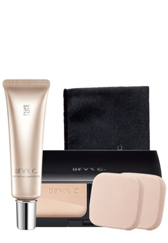 BEVY C. Brilliant Skin Enhancer Makeup Kit BE844BE99MCASG_1