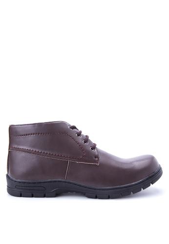 Preview brown Albert Boots PR211SH21ZYOPH_1