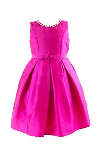 Pretty Girl Collection purple Minola Princess Dress 40847KA7EA7584GS_1