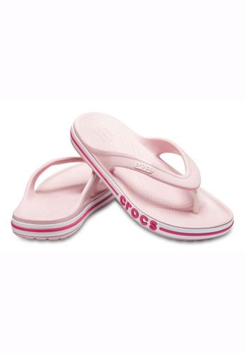 ec80f74dad42 Buy Crocs Bayaband Flip PPnk CPk Online