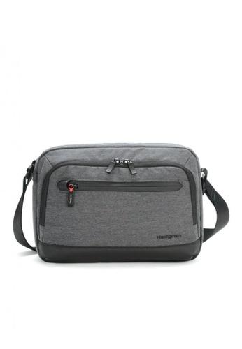 Hedgren black Class Sling Bag 542C3AC52390BAGS_1