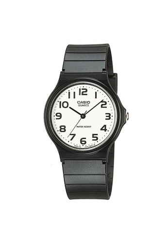 Casio black CASIO GENERAL MQ-24-7B2LDF UNISEX'S WATCH CA347AC68MZRID_1