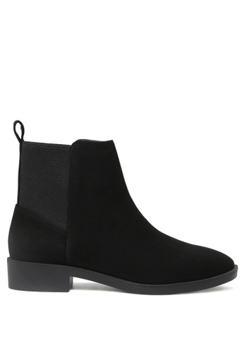 London Rag black Betty Ankle Boots SH1694 55FA9SH298FD04GS_1