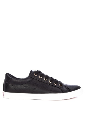 H2Ocean black Carrizoa Sneakers Lace up 37CB7SHCFD1C87GS_1