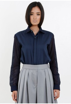 [PRE-ORDER] Dress Shirt Blouse