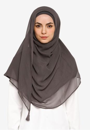 Bokitta grey Eiffel Tower Instant Hijab 21866AAC6AD8E6GS_1