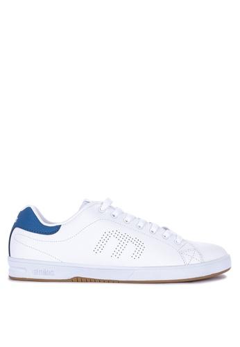 Etnies white Callicut Ls Sneakers D7DEFSHECFA839GS_1