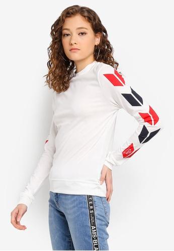 SCOTCH & SODA 白色 長袖T恤 2EAA6AA11E0F7FGS_1