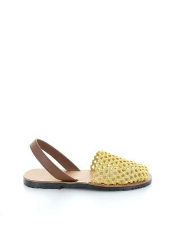 Le Sansa yellow Le Sansa - Paige - Yellow C3570SHA5413F5GS_1