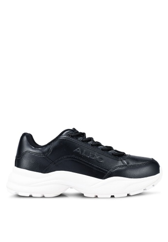 ALDO 黑色 Taerwen 運動鞋 5EF3ASH48CB49EGS_1