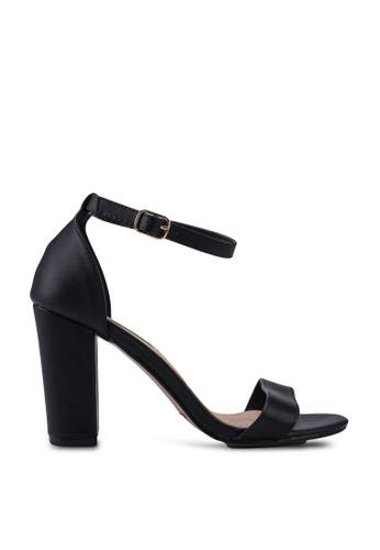 Billini black Aurella Heels 93B0FSHEE18B22GS_1