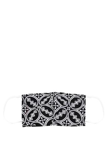 MITHLABS black Masker Batik F9599ESD52C8FFGS_1
