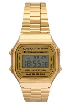 Digital Watch A168WG-9WDF