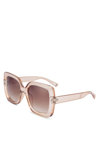 Call It Spring beige Bocastle Sunglasses A4457GL2F24AE9GS_1