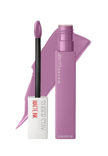 Maybelline purple Maybelline Superstay Matte Ink - Philosopher AEDF3BE073DB8AGS_1