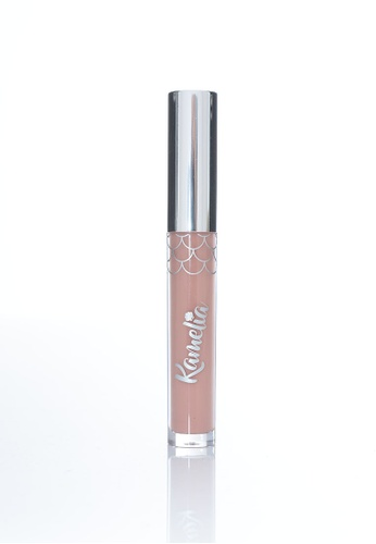 Kamelia Cosmetics pink Mermaid Matte Lip Cream - Thalia KA718BE0SPEKMY_1