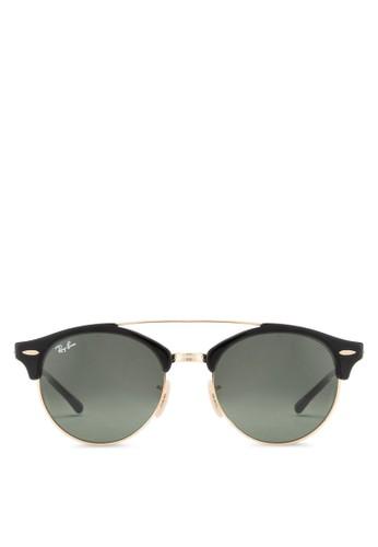 RB4346 半粗圓框太陽眼鏡、 飾品配件、 飾品配件Ray-BanRB4346半粗圓框太陽眼鏡最新折價