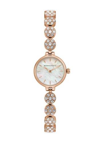 BCBG gold BCBGMAXAZRIA Rose Gold Watch 56FA3AC4FC5A7FGS_1