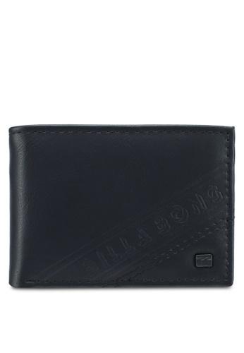 Billabong black Line Up Wallet BI783AC0SXIKMY_1