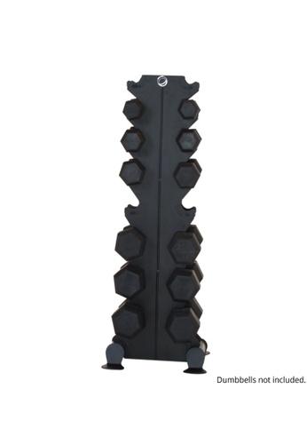 Inspire black 8 Pairs Inspire Vertical Dumbbells Rack 805DASE7DA0496GS_1