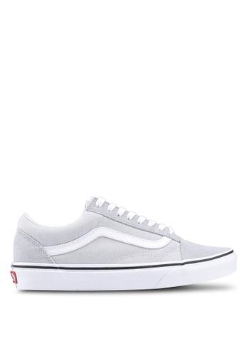 59e447a2ae8a8c VANS grey Old Skool Colour Theory Sneakers B4ECCSH8F09B82GS 1