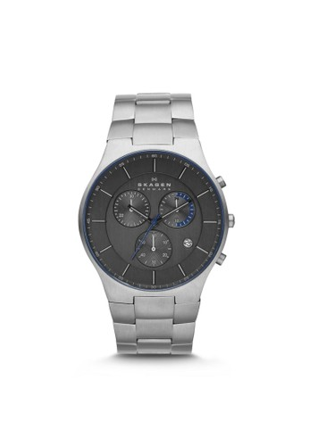 Skagen BALDER男錶 SKW6zalora時尚購物網評價077, 錶類, 紳士錶