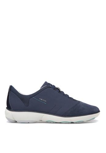 Geox navy D Nebula Sneaker 880CBSHB849324GS_1