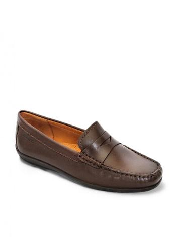 Sebago brown Women's Casual Shoes Ivonne Penny 5F1A9SH1807D9DGS_1
