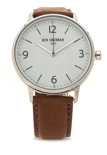 Ben Sherman brown Portabello Casual Analog Watch BE007AC42NPPPH_1
