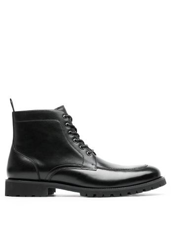 Twenty Eight Shoes Vintage Leather Martin Boot DS816307 4862ASH9136C14GS_1