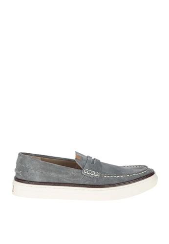 Hush Puppies grey Stream Arrowood Casual Shoes HU326SH0JZ43PH_1