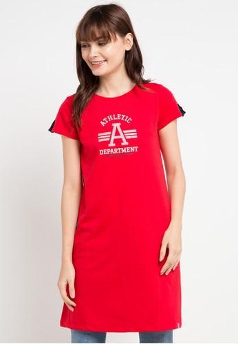 Cressida Ladies red Jaselyn Dress 4CD07AA873541EGS_1