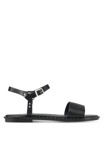 TOPSHOP black Holland Sandals TO412SH0SIX7MY_1
