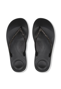 7018049e7076 5% OFF Fitflop Fitflop Iqushion Sparkle (Black) RM 199.00 NOW RM 189.00  Sizes 5 6 7 8 9