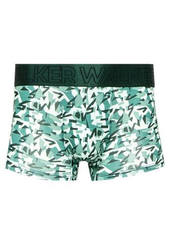 Walker Underwear green Extreme Boxer Brief DB032USE0B088DGS_1