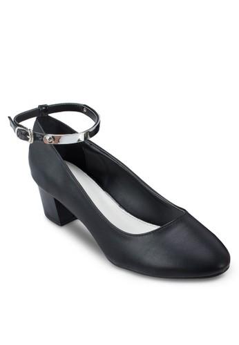 繞踝esprit 價位粗跟淑女鞋, 女鞋, 鞋