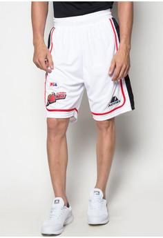 PBA Alaska Jersey Shorts - Home