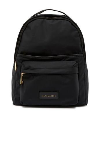 MARC JACOBS black Marc Jacobs Large Nylon School Backpack 553C2ACC8F1CBEGS_1
