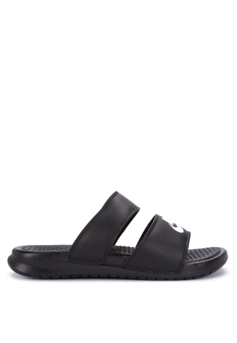 7fd4f57bf8a6 Shop Nike Nike Benassi Duo Ultra Slide Sandal Online on ZALORA ...