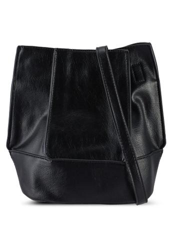 Unisa black Vintage Fashion Bucket Bag C07A3ACDD5696FGS_1